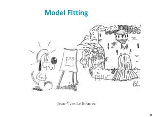 Model Fitting