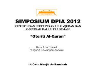 14  Okt  -  Masjid  Ar-Raudhah
