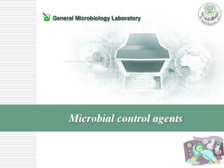 Microbial control agents