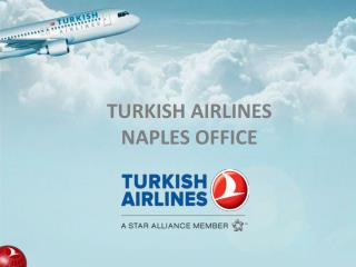 TURKISH  AIRLINES  NAPLES  OFFICE