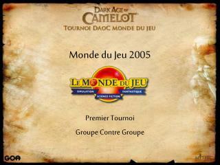 Monde du Jeu 2005