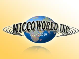 Micco  World.