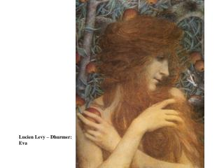 Lucien Levy – Dhurmer: Eva