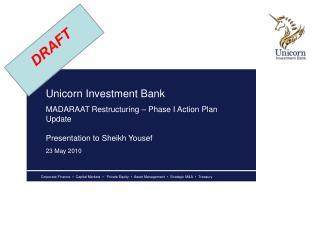 Unicorn Investment Bank