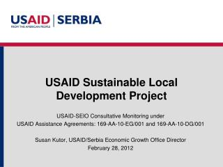 USAID Sustainable Local Development Project