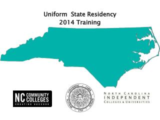 Uniform  State Residency  2014 Training