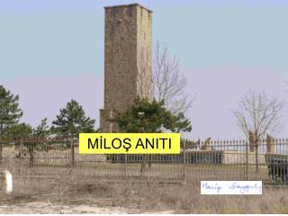 MİLOŞ ANITI