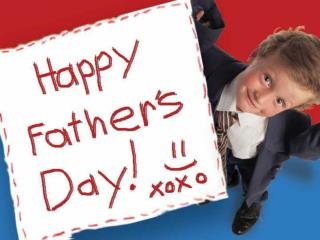 Top Ten Worst Fathers Day Gifts 10.  Nothing says it like shoelaces.