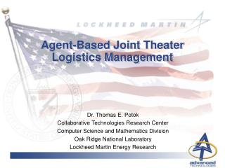 Agent-Based Joint Theater Logistics Management
