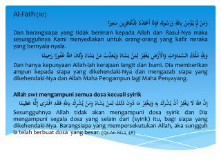 Al- Fath  (10)