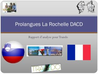 Prolangues  La Rochelle DACD