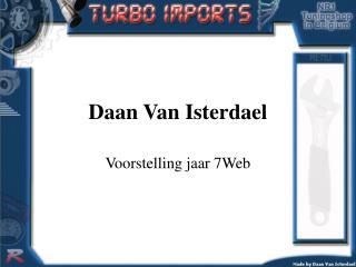 Daan Van Isterdael