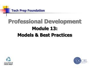 Tech Prep Foundation