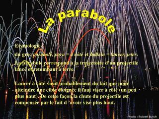 La parabole