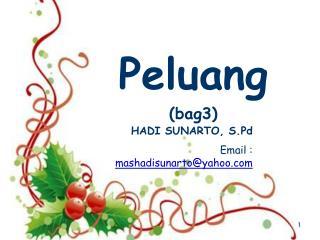 Peluang (bag3)