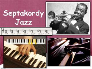 Septakordy Jazz