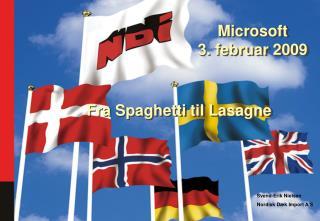 Microsoft  3. februar 2009