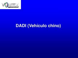 DADI (Veh�culo chino)