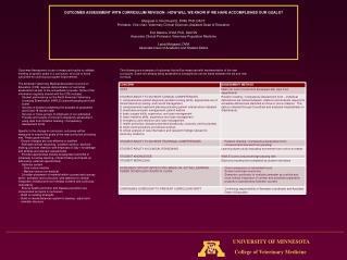 College of Veterinary Medicine