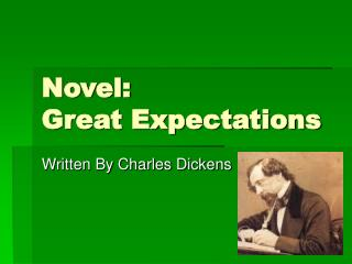 Novel:  Great Expectations