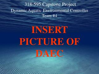 Dynamic Aquatic Environmental Controller Team #4
