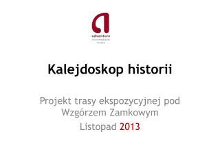 Kalejdoskop historii