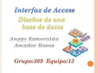 Interfaz de Access