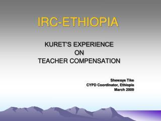 IRC-ETHIOPIA