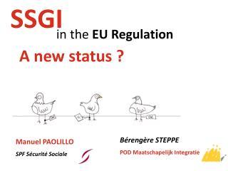 in the  EU Regulation