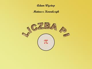 Adam Wystop