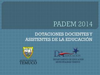 PADEM 2014