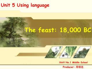 Unit 5 Using language