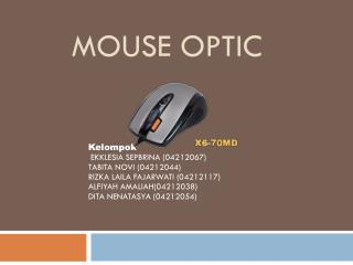 Mouse  optiC