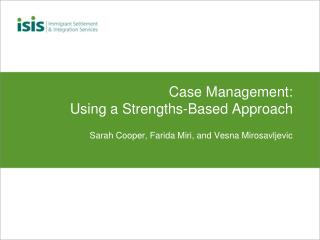 What is Case Management?