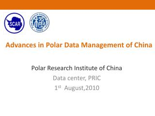 Advances in Polar Data Management of China