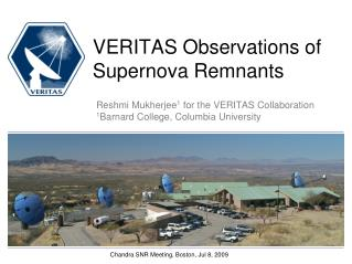 VERITAS Observations of Supernova Remnants