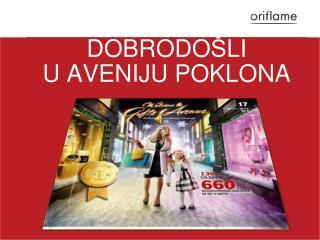DOBRODO Š LI  U AVENIJU POKLONA KATALOG C1 7 / 20 10 NOVOSTI I AKCIJE 29 .1 1 .-  26 .1 2 .2010.