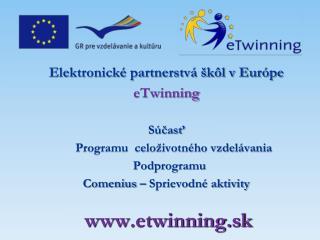 etwinning.sk