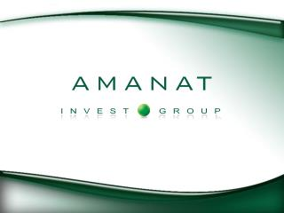 AMANAT INVEST GROUP