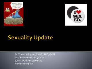 Sexuality Update