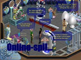 Online-spil�.
