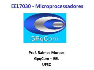 EEL7030 - Microprocessadores