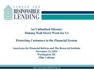 Impact On Consumer Finances