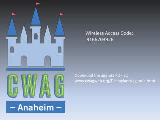 Wireless Access Code:  9166703926