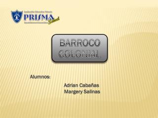 BARROCO COLONIAL