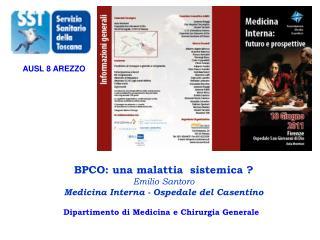 Dipartimento di Medicina e Chirurgia Generale