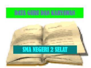 SMA NEGERI 2 SELAT