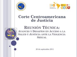 Reunión Técnica: Avances y Desafíos en Acceso a la Salud y Justicia ante la Violencia Sexual