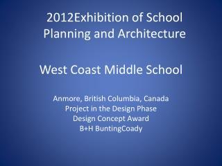 West Coast Middle School