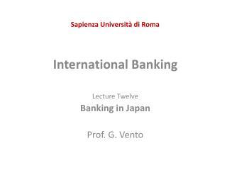 Sapienza Universit� di Roma